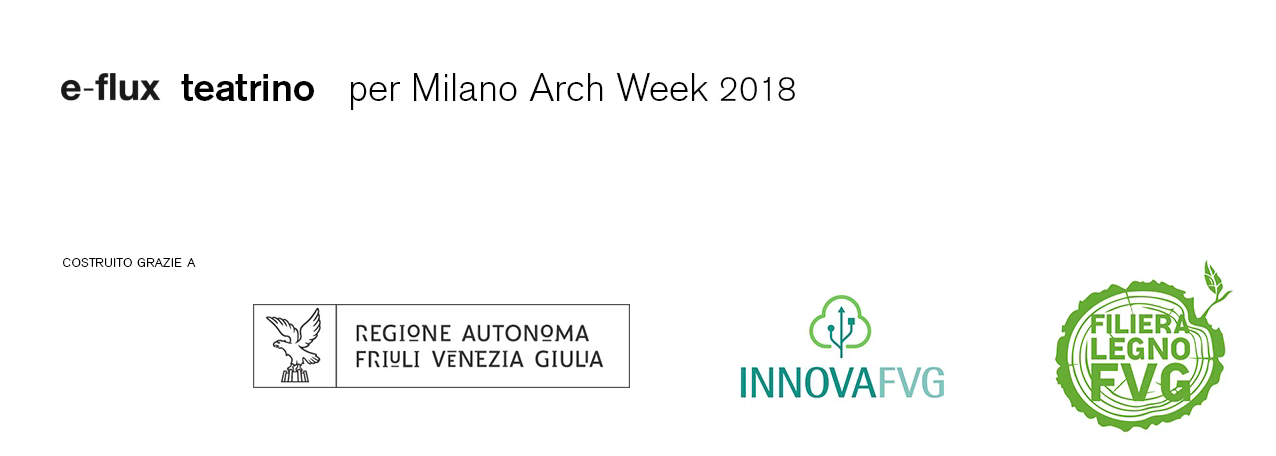 Arch Week Milano 2018